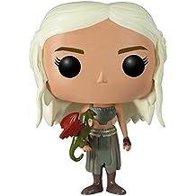Pop! Game of Thrones: Daenerys Targaryen #03  Funko   Hbo