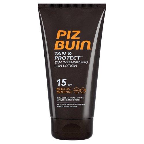 Piz Buin Tan and Protect Lozione Solare Spf15 150ml C-PB-033-01 41974_-150ml