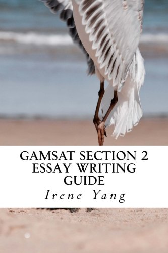 Download GAMSAT Section 2: Essay Writing Guide PDF