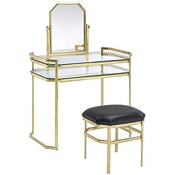 Amazon.com: Furniture of America Ron - Juego de muebles de ...