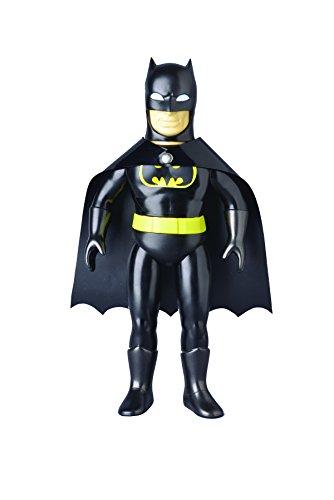 Medicom DC Hero: Batman (Black Costume Version) Sofubi Action Figure