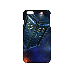 KJHI Doctor Who TARDIS 3D Phone Case for iPhone 6