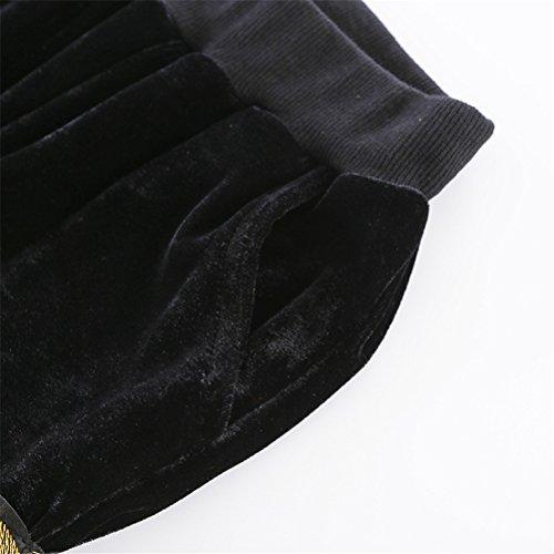 Mrsrui Kids Boy Girl Plus Cashmere Long Sleeve Sweatshirts+Pants Fall Outfits Sweater Suit by Mrsrui (Image #1)