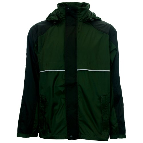 The Weather Company Breathable Rain Suits Small Hunter/Bl...