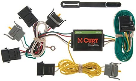 Amazon.com: CURT 55343 Vehicle-Side Custom 4-Pin Trailer Wiring Harness for  Select Ford Econoline, Escape, Mazda Tribute, Mercury Sable: AutomotiveAmazon.com
