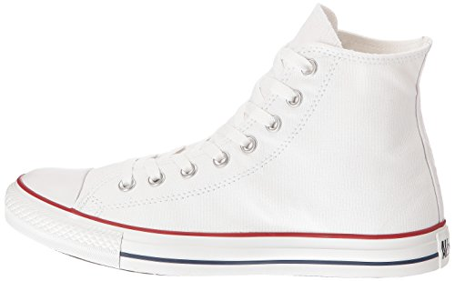 Converse Chuck Taylor All Star High Top Optical White M7650 Mens 12 by Converse (Image #5)
