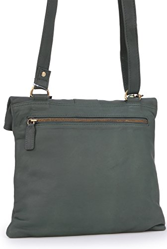 tascapane Verde Scuro Borse Collection Donna Catwalk Handbags q6Pntq