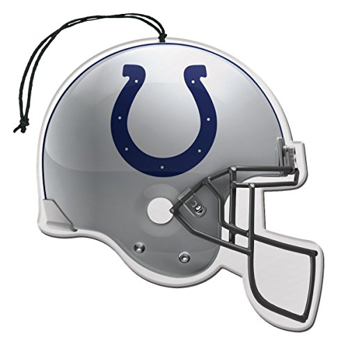 NFL Indianapolis Colts Auto Air Freshener, 3-Pack