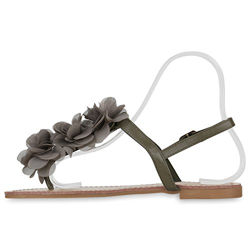 Sandali Stiefelparadies Verde Sandali Stiefelparadies Verde Scuro Donna Verde Scuro Scuro Donna Stiefelparadies Stiefelparadies Donna Sandali PrAx1OwqP