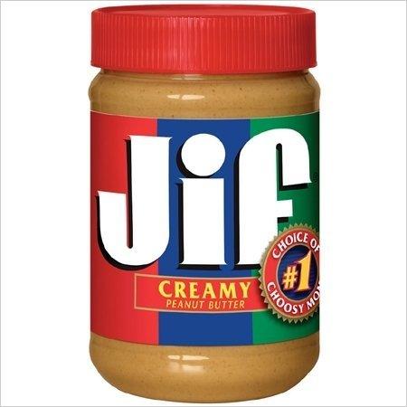 JIF Creamy Peanut Butter 16 oz. 2 Pack