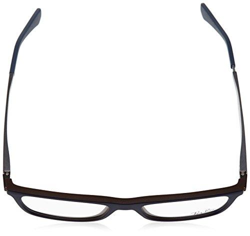 cf94c918bc46f5 ... Ray Ban Optical Montures de lunettes RX7062 Pour Homme Matte Black,  53mm Noir (Negro