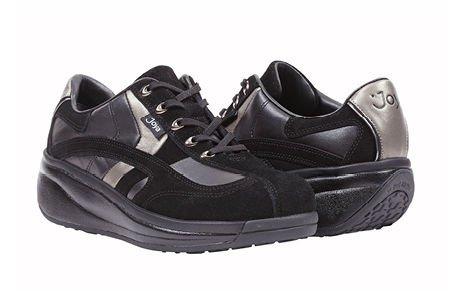 Joya Women's Venezia Walking Shoes, Black (US Women's 5 B...