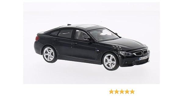 schwarz//black Kyosho PKW 1:43 BMW 4-Series Gran Coupé