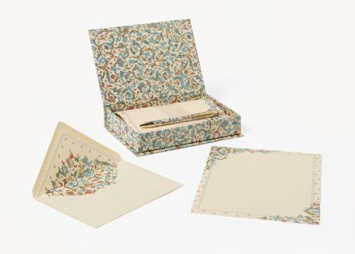 Medicea papelería caja: hojas, Sobres, pluma – florentino papel ...