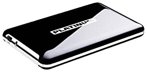 """Platinum MyDrive - Disco duro Externo (640 GB, 2.5"""", USB 2.0)"""