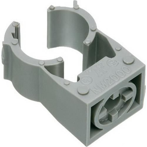 (Arlington NM2005 Rated Plastic Pipe Hanger 1/2 Inch QuickLatch™)