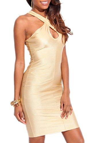 Pinkyee PKY1509150346 - Vestido para mujer 322292-Pattern