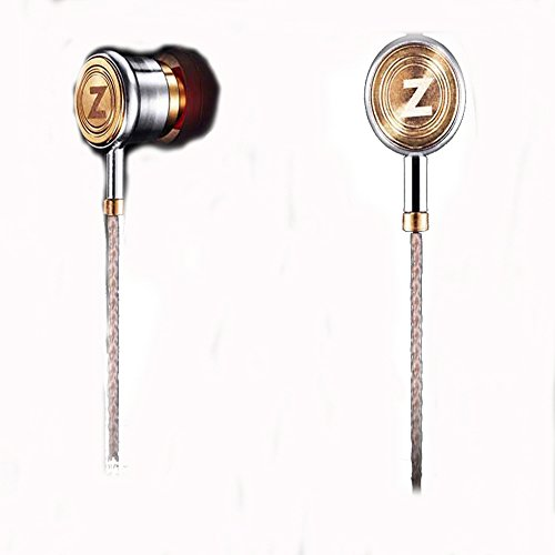 Zoukbox ZLX-30 3Way Hybrid Reefence Earphone Double Balanced Armature 10mm Dynamic Driver Tech Design