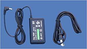 Sony PSP Power Outlet AC Adapter Charger