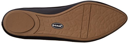Dr Patent Flat Really Women's Scholl's Black XfqpfBnrw