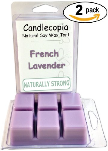 avender Scented Home Fragrance Products (2, Melts) (Lavender Tart)
