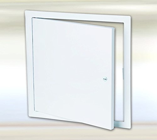 12 X 12 Multi Purpose Access Door, System B10, white, 14/16ga. metal by FF Systems Inc