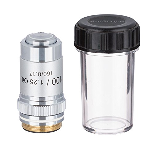 AmScope A100X Achromatic Microscope Objective product image