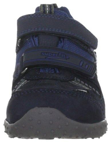 Superfit Sport 2 90022581 - Zapatos de ante para niño Azul
