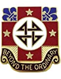 4th Evacuation Hospital Unit Crest (Beyond The Ordinary)