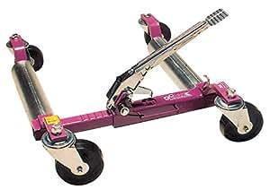 KS Tools 160.0397 - Gato con ruedas Gojak 6000, izquierda, 705 kg