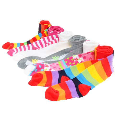 Angelina 6 Pack Colorful Assorted Winter