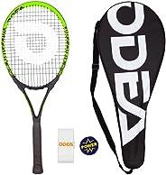 Odear Tennis Racket | Tennis Racket for Adult, Men, and Women Tennis Racquet for Beginners to Intermediate Pac