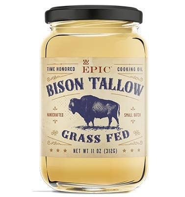 EPIC ANIMAL LIMITED EDITION GRASS-FED BISON TALLOW 11 FL OZ | PACK OF 12