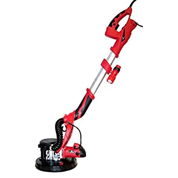 Image of Home Improvements ALEKO DP-3000 Electric Variable Speed Drywall Sander with LED Light 710 Watts