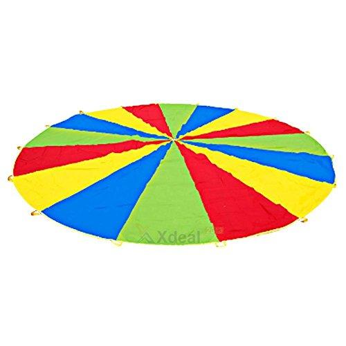 unakim-xd3-2m-kid-sports-development-outdoor-rainbow-umbrella-parachute-toy