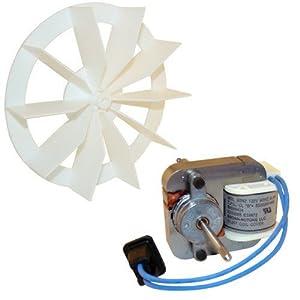 Broan S97012038 Ventilation Fan Motor and Blower W ...