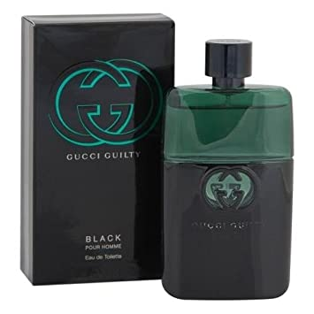 732f415fe Amazon.com : Gucci Guilty Black Pour Homme By Gucci Edt Spray/FN233610/3  oz/men/ : Personal Fragrances : Beauty