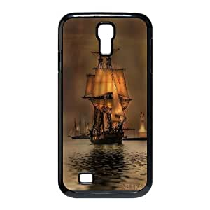 Chaap And High Quality Phone Case For SamSung Galaxy S4 Case -Sea Star And Sea Dragon Pattern-LiShuangD Store Case 11