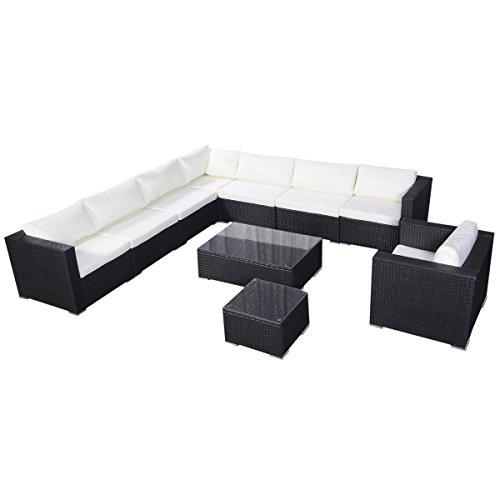 Giantex Outdoor Furniture Wicker Aluminum Price