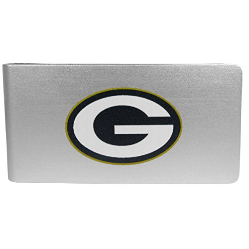 NFL Green Bay Packers Logo Money Clip