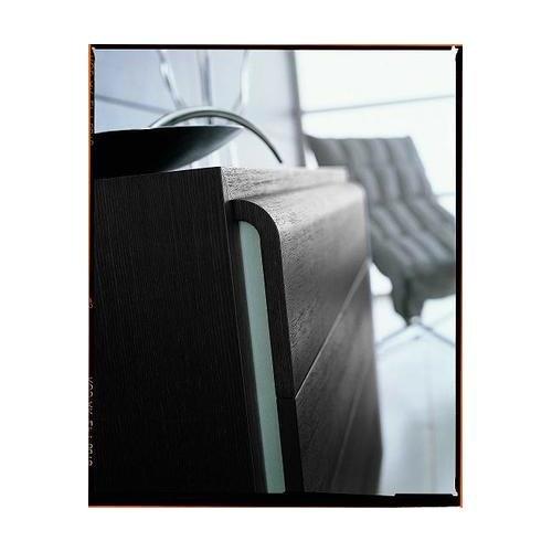 VGSMMATRIX--DR SMA Matrix Ebony Dresser