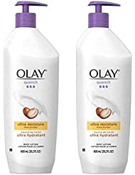 Olay Quench Body Lotion Ultra Moisture with Shea Butter...