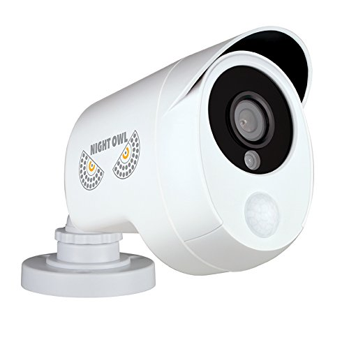 Night Owl CAM-PIRHDA10W-BU 2 Megapixel Surveillance Camera -