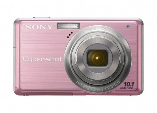 Sony Cybershot DSC-S950 10MP Digital Camera with 4x Optical Zoom with Super Steady Shot Image Stabilization - Camera Wx150 Sony