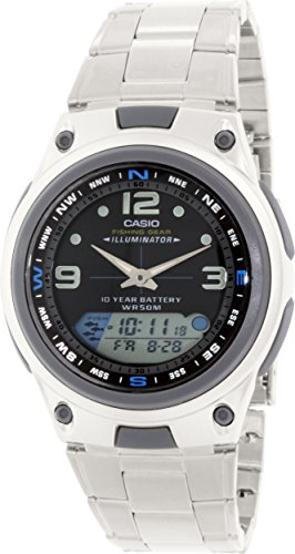 Casio Mens Illuminator watch AW 82D 1AV