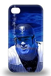 Hot Tpye MLB Minesota Twins Joe Mauer #7 3D PC Case Cover For Iphone 4/4s ( Custom Picture iPhone 6, iPhone 6 PLUS, iPhone 5, iPhone 5S, iPhone 5C, iPhone 4, iPhone 4S,Galaxy S6,Galaxy S5,Galaxy S4,Galaxy S3,Note 3,iPad Mini-Mini 2,iPad Air )