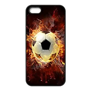 Yo-Lin case FXYL279023Playing soccer-football protective case For Apple Iphone 5 5S Cases