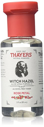 Thayers - Alcohol-Free Rose Petal Witch Hazel Toner - 3oz - Trial size