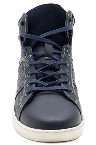 Red Tape Manley Mens Casual Scarpe Stringate Blu Scuro