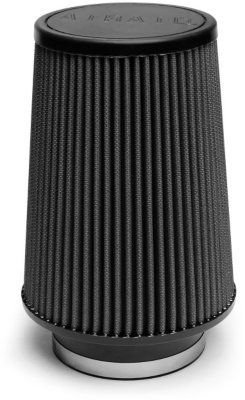 702-422 - Airaid 702-422 Universal Air Filter - Cotton Gauze, Washable, Universal